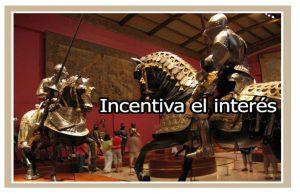 Historia militar incentiva el interes