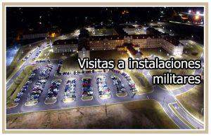 Actividades de historia militar visita a bases militares