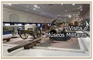 Visita a museos militares