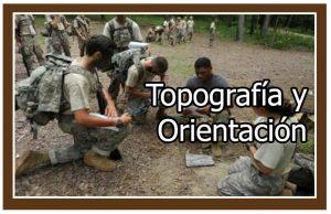 Topografía y Orientación