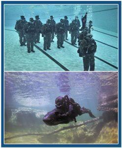Buceo militar
