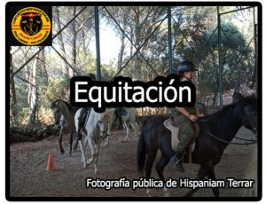 Equitacion Hispaniam Temarr