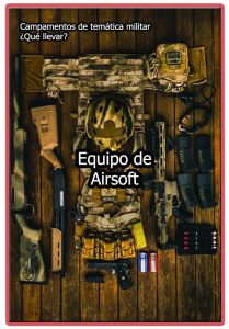 Equipo Airsoft
