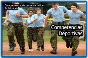 Competencias deportivas