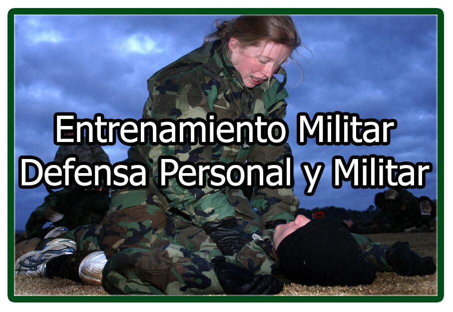 Defensa personal y Militar