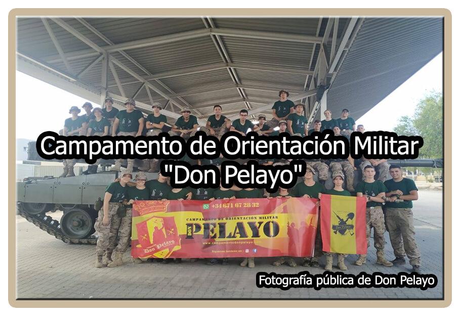 Campamento de Orientación Militar «Don Pelayo»