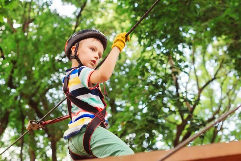 Campamentos para niños